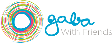 Gaba with friends logo